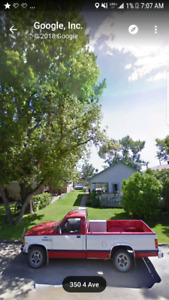 SHAUNAVON FOR RENT 2 bed 1 bath house for rent $600 / month