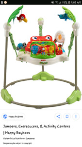 INFANT INTEMS ~ Bumbo chair ; walker ; Jumper ~