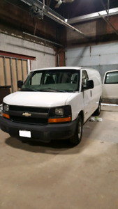 Chevy express 2003
