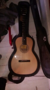 Eastmen e10 p acoustic guitar