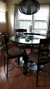 Pubstyle  dining room table