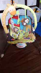 Fisher price bouncy chair Cambridge Kitchener Area image 2