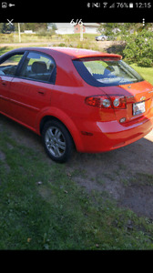2006 Chevrolet Optra5  Manual