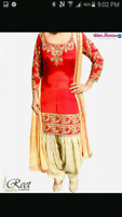 Alterations of India suits