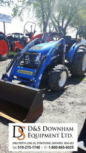 New Holland Boomer 50 Tractor