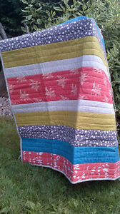 One of a Kind - Baby / Toddler Quilt London Ontario image 1
