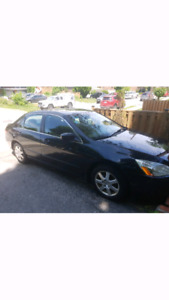2005 Honda accord v6 fully loaded excellent condition