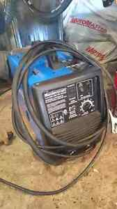 Mastercraft Flux-Core Wire Feed Welder (MIG without gas)