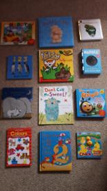 12 books for little kids