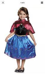 Disney frozen Anna costume