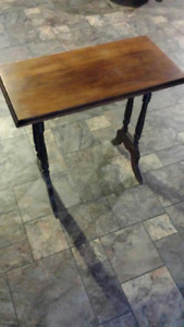 Vintage  hallway table
