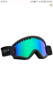 Electric EGV Goggles with 5 Lenses