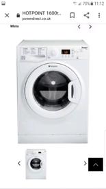 Brand new sealed 10kg hotpoint washing machine