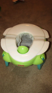 Fold up travel potty (new not in box)