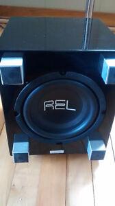 REL T-Zero Subwoofer