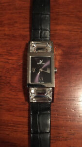 LADIES ~ SWAROVSKI CRYSTAL WATCH FOR SALE!
