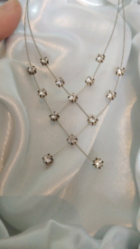 OBO BEAUTIFUL DELICATE NECKLACE - perfect Christmas gift!
