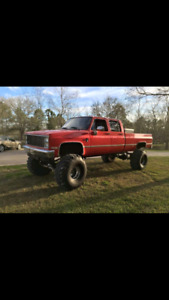 Looking for crew cab square body