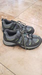 Steel Toe Work Shoes (Dakota) - Size 8.5