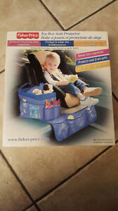 **Brand New** Fisher-Price Toy Box Seat Protector
