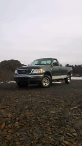 Two Ford trucks- $1000!! PARTS OR REPAIR