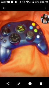 X box controller S, works great, small chip. Pick up Walkerville