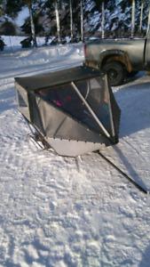 Snowmobile Caboose