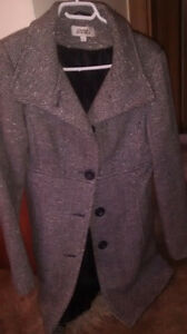 Button dressy coat from Costa blanca