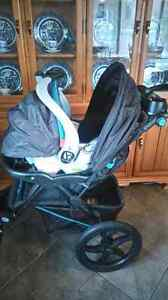 Baby Trend Expedition CLX Travel System!!