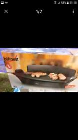 Bifinett electric grill