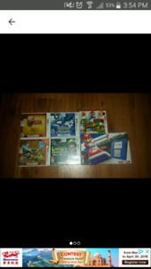 Nintendo 2ds with 3ds games