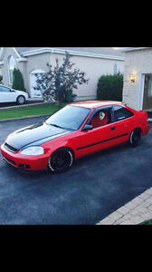 Honda Civic Type R Spec R Coupe Track Ready