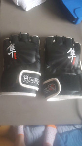 MMA gloves size xl