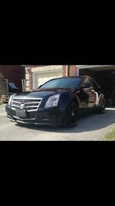 Excellent shape Cadillac CTS awd fully loaded