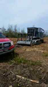 Land clearing/mulching  at its the best