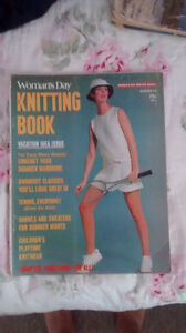 Vintage knitting magazines bundle/ensemble magazines de tricot West Island Greater Montréal image 3