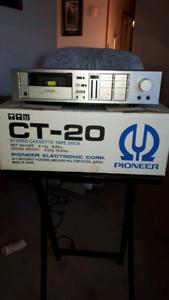 Vintage Pioneer Cassette