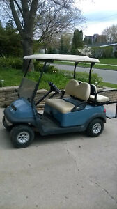 2008 ELECTRIC CLUB CART EXCELLENT CONDITION