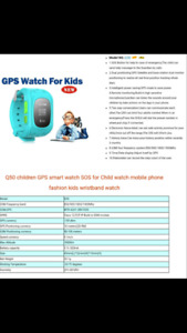 Gps Smart watch with 2-way voice