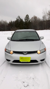 Honda Civic LX Coupe 2007