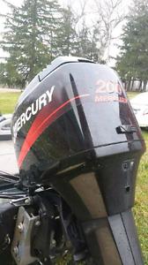 2003 205 Nitro 200hp