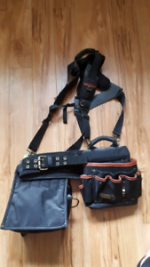 Never used electricians tool belt