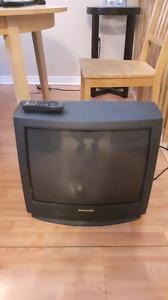 """Panasonic Tube TV 21"""""""