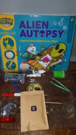 Alien Autopsy science kit