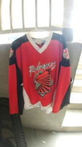 Chandails vintage de Roller hockey ( RHL )