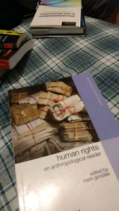 Human rights an anthropological reader