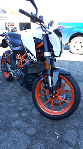 Ktm Duke 390 2016. Like Brand New