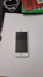 IPHONE 5S GOLD VIRGIN / BELL