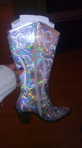 Helen's Heart dressy cowgirl boots size 5