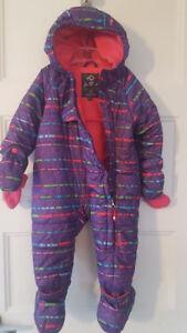 Manteau d'hiver marque JUPA 1 pièce fille 12 mois